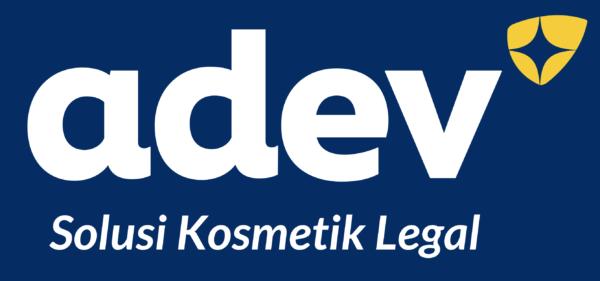 jasa maklon kosmetik Logo biru+tagline